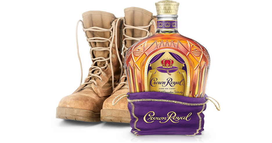 Send Free Military Care Package for Our Troops | Crown Royal